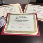 awards 2016