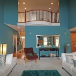 Loft overlooks Great Room